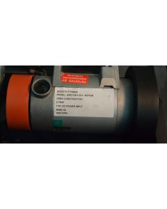 gmd118-1 greenmaster 2hp. The motor supplied is a compatible motor with different brand.