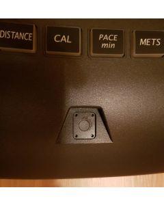 Zebra Treadmill Safety Key
