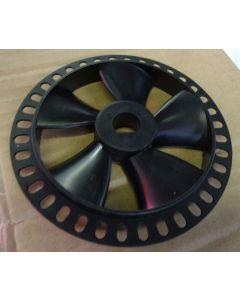 treadmill motor fan